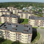 Поселок Ильинский Раменского района